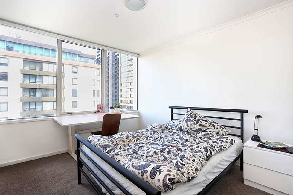 Third view of Homely apartment listing, 167/88 Southbank Boulevard, Southbank VIC 3006