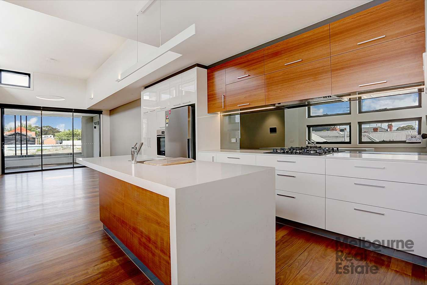 Main view of Homely townhouse listing, 88 Stawell Street, Richmond VIC 3121