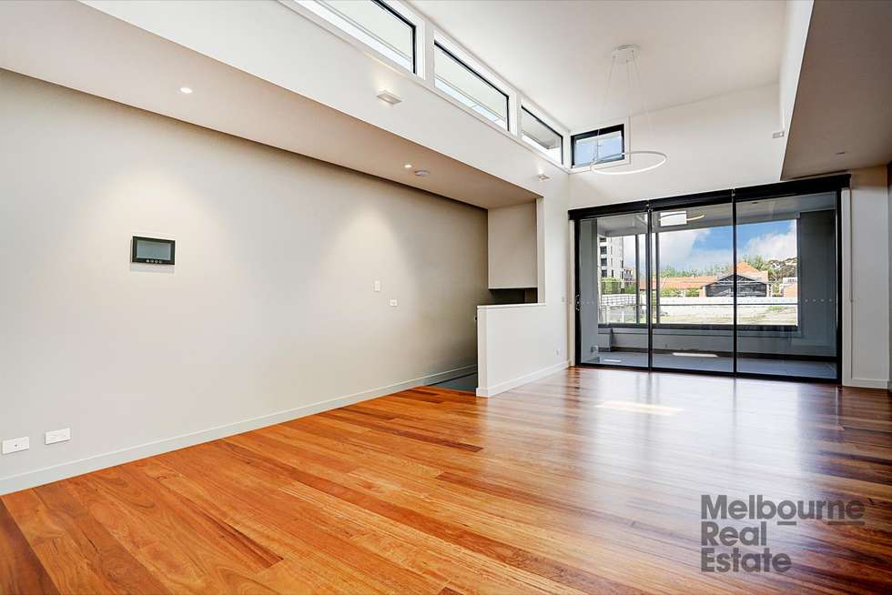 Third view of Homely townhouse listing, 88 Stawell Street, Richmond VIC 3121