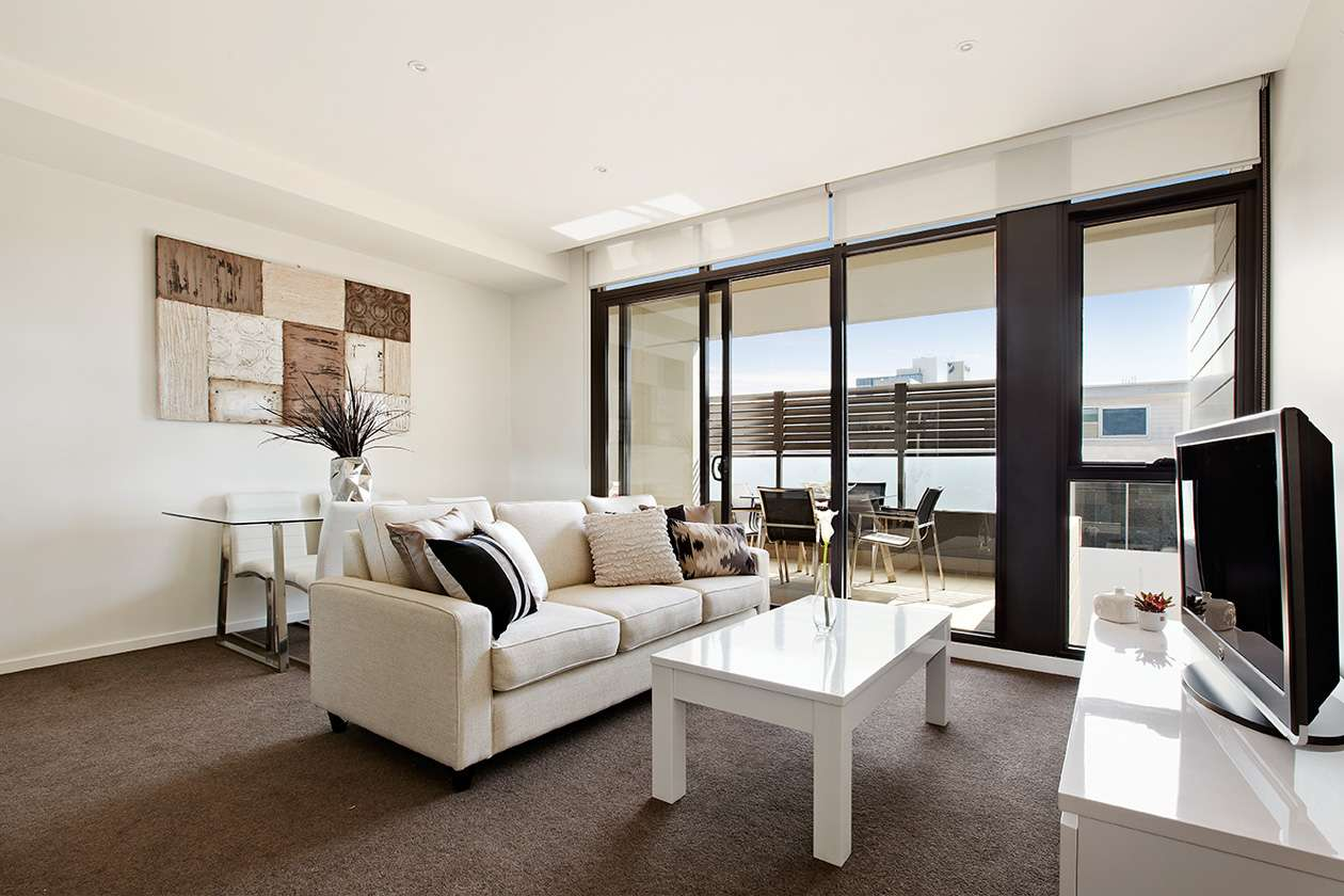 Main view of Homely apartment listing, 410/2 Mcgoun Street, Richmond, VIC 3121