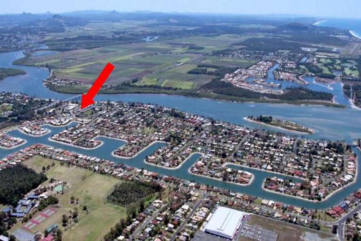 Second view of Homely unit listing, 4/9 Maroochy Waters Drive, Maroochydore QLD 4558