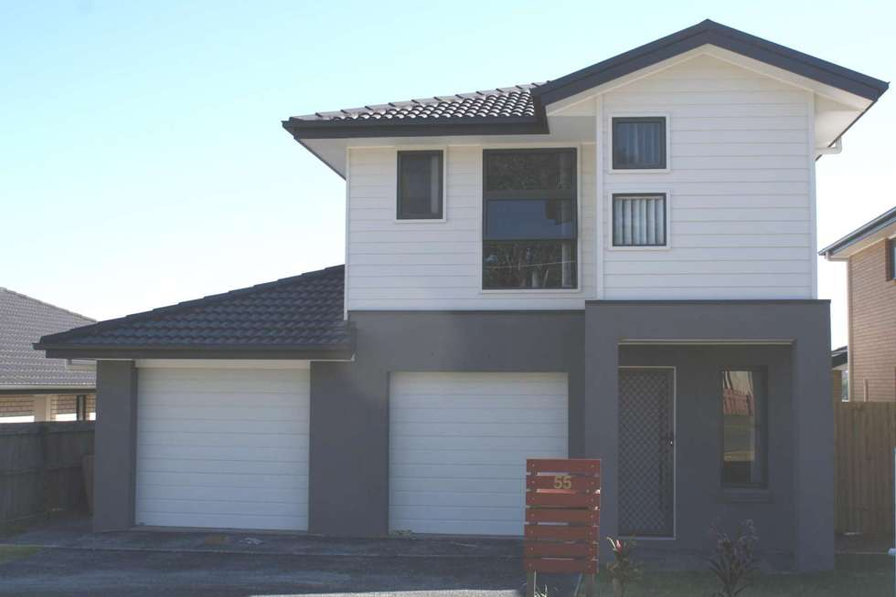 Second view of Homely house listing, 55A Jane Street, Leichhardt QLD 4305