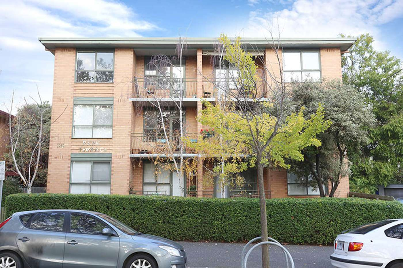 Main view of Homely apartment listing, 3/30 Park Drive, Parkville VIC 3052