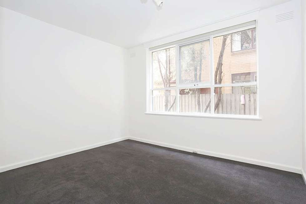 Second view of Homely apartment listing, 3/30 Park Drive, Parkville VIC 3052