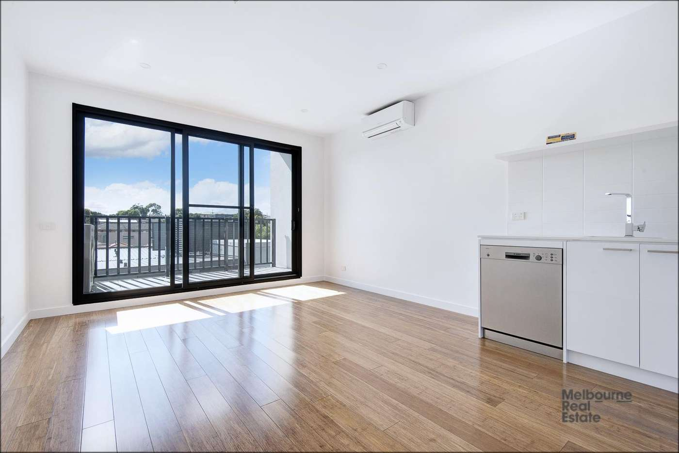 Main view of Homely apartment listing, 408/12 Olive York Way, Brunswick West VIC 3055