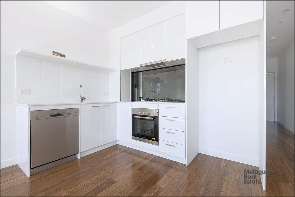 Second view of Homely apartment listing, 408/12 Olive York Way, Brunswick West VIC 3055