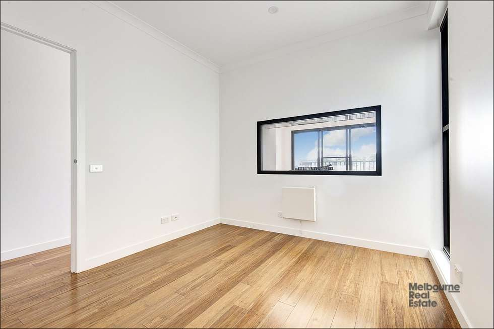 Third view of Homely apartment listing, 408/12 Olive York Way, Brunswick West VIC 3055