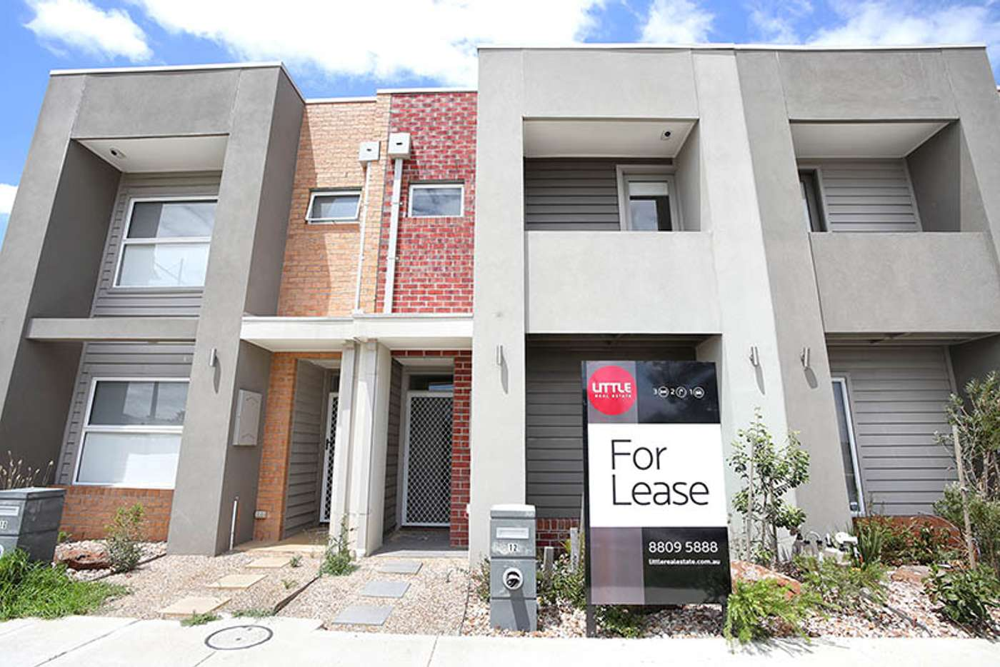 Main view of Homely townhouse listing, 12 Little Windrock Avenue, Craigieburn VIC 3064