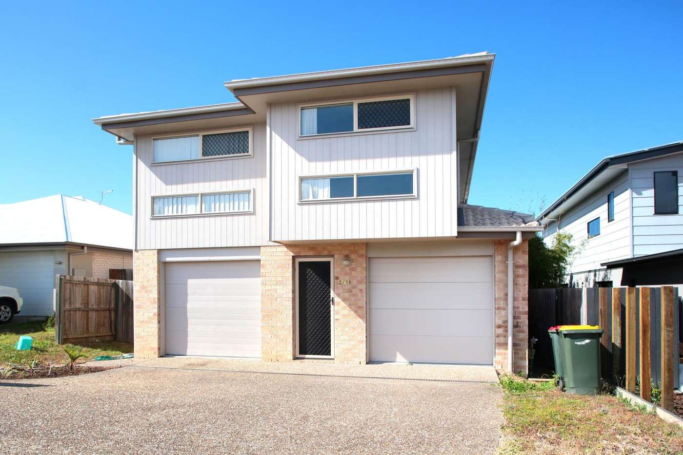 Main view of Homely semiDetached listing, 2/10 Mistral Crescent, Griffin QLD 4503