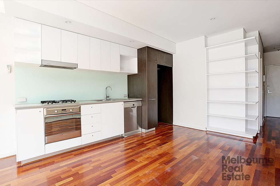 Second view of Homely apartment listing, 307/350 Victoria Street, North Melbourne VIC 3051
