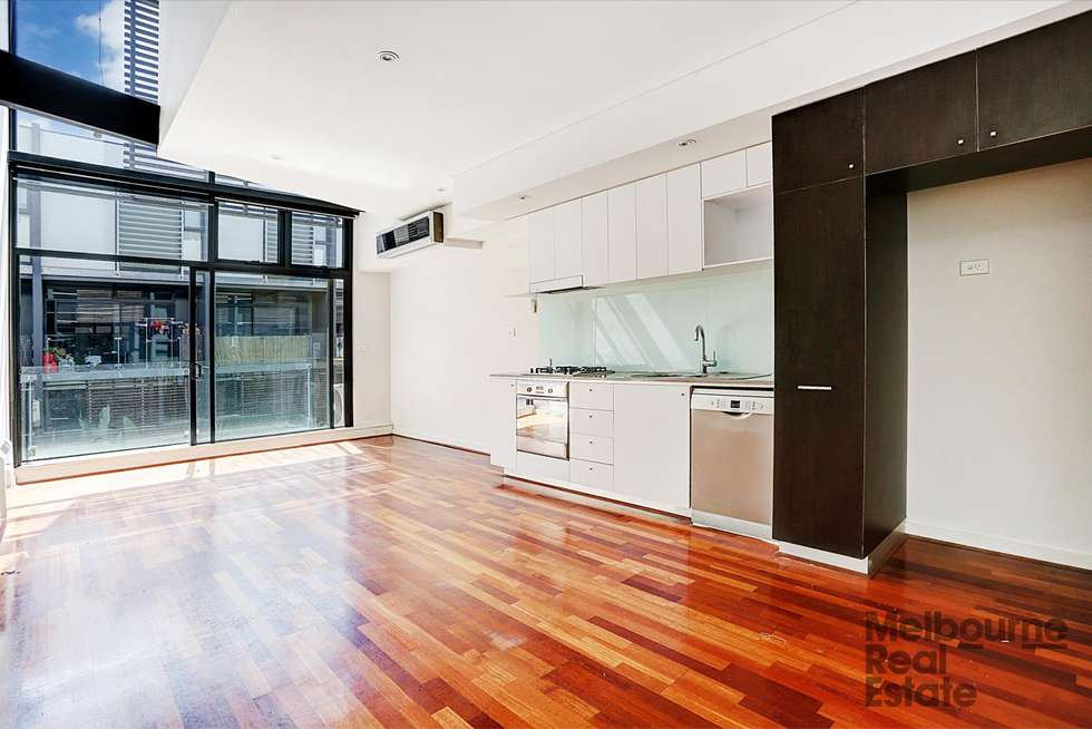Third view of Homely apartment listing, 307/350 Victoria Street, North Melbourne VIC 3051