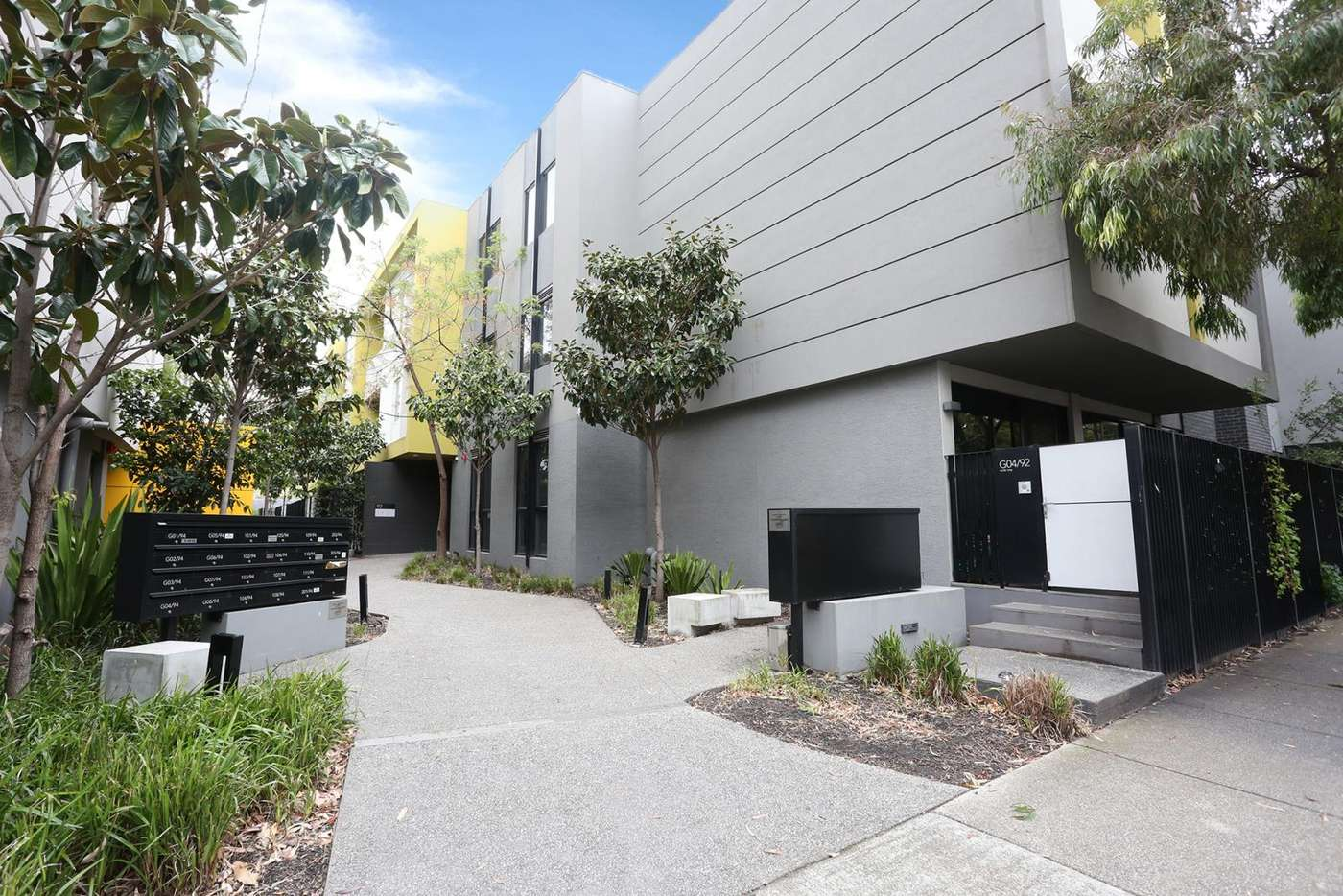 Main view of Homely apartment listing, 204/92 Cade Way, Parkville VIC 3052