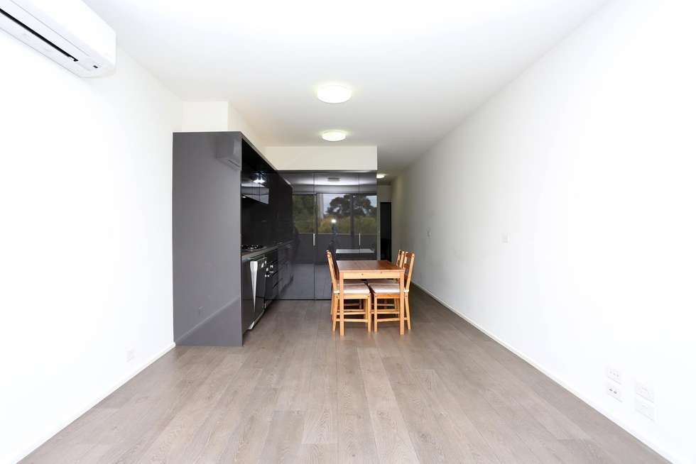 Second view of Homely apartment listing, 204/92 Cade Way, Parkville VIC 3052
