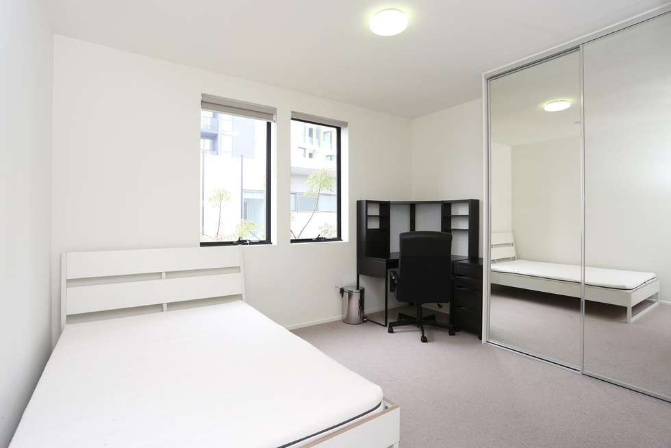Third view of Homely apartment listing, 204/92 Cade Way, Parkville VIC 3052