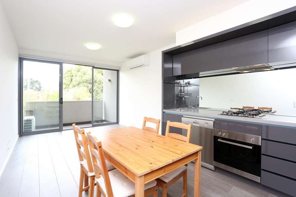 Fourth view of Homely apartment listing, 204/92 Cade Way, Parkville VIC 3052