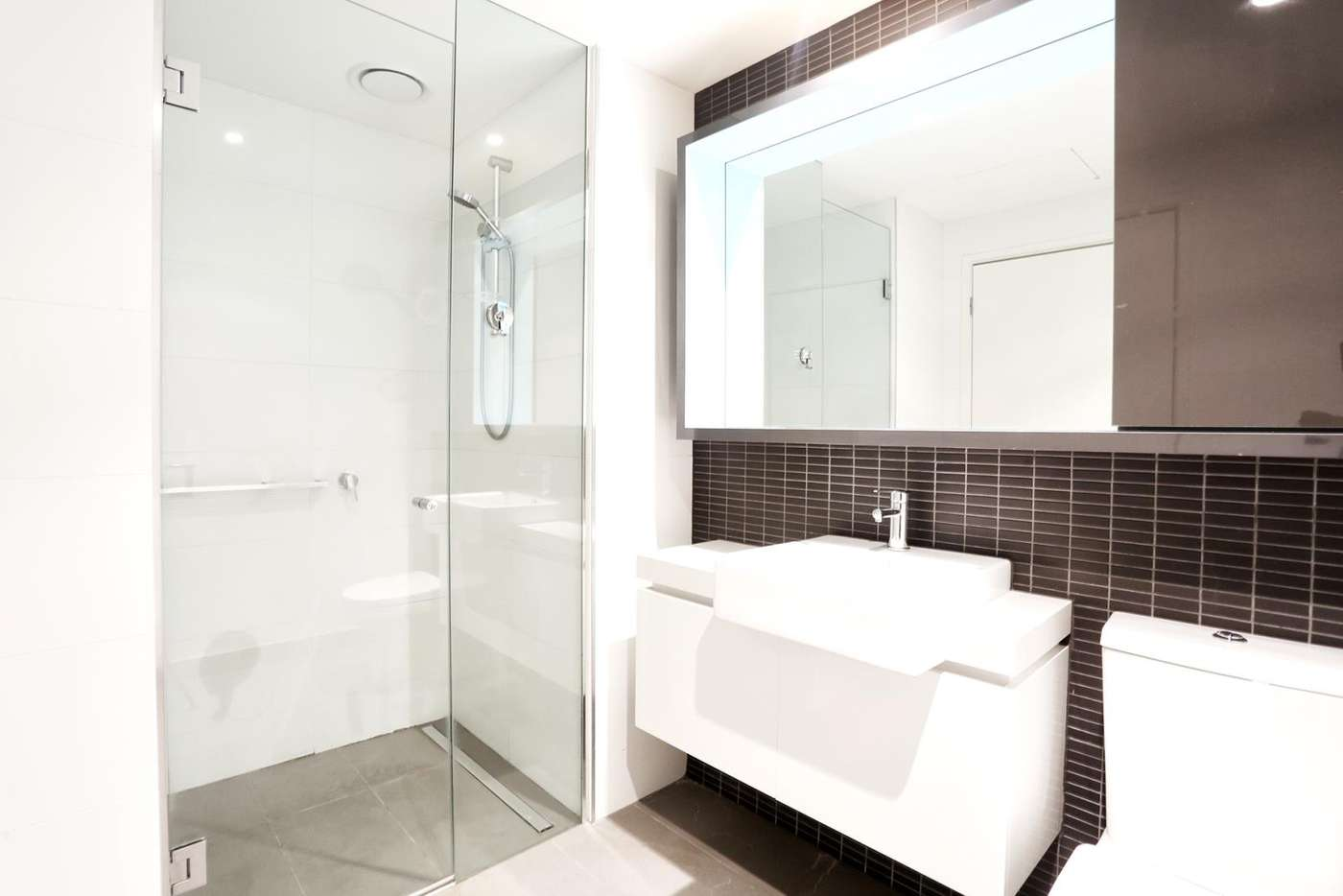 Sixth view of Homely apartment listing, 204/92 Cade Way, Parkville VIC 3052