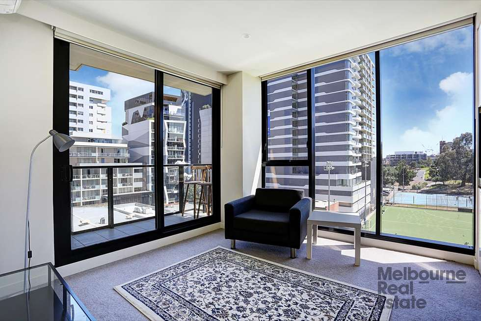 Second view of Homely apartment listing, 404/8 Daly Street, South Yarra VIC 3141