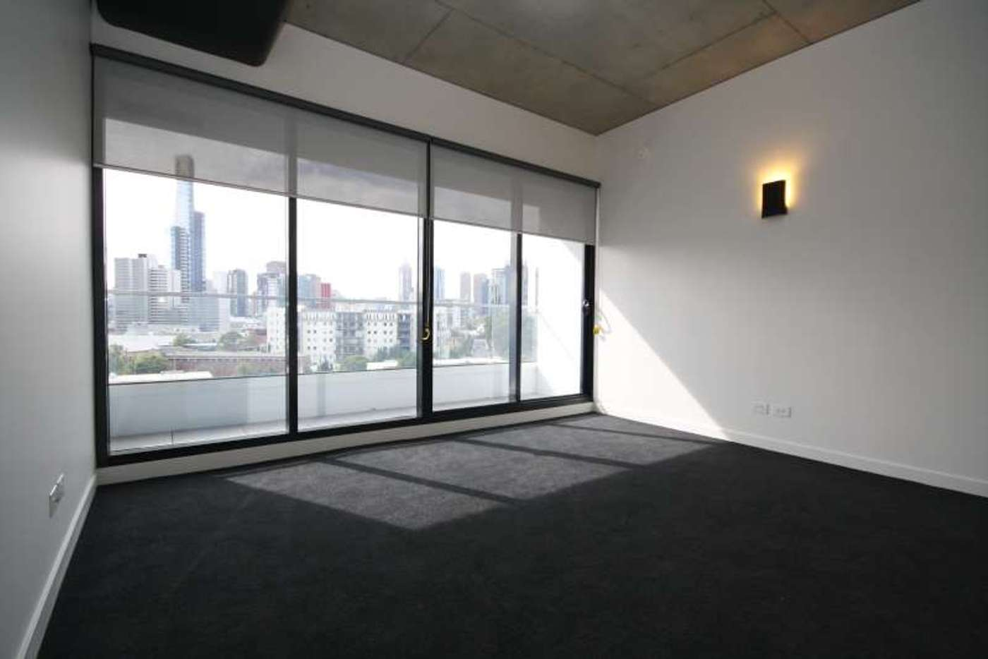Main view of Homely apartment listing, 606/65 Coventry Street, Southbank VIC 3006