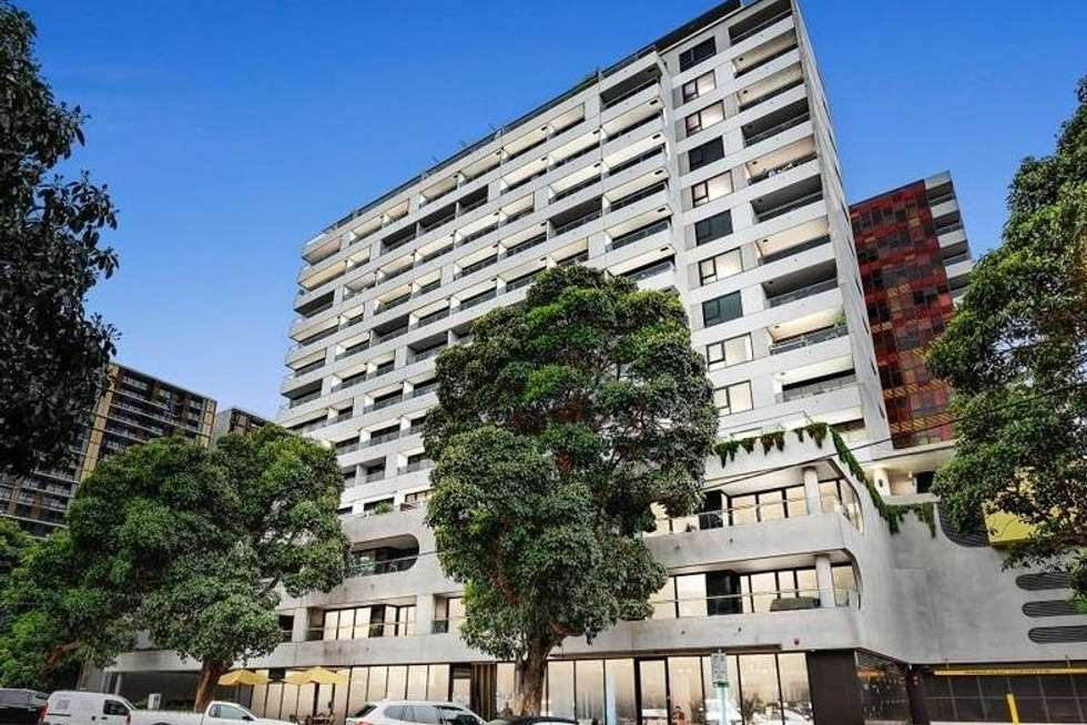 Fourth view of Homely apartment listing, 606/65 Coventry Street, Southbank VIC 3006