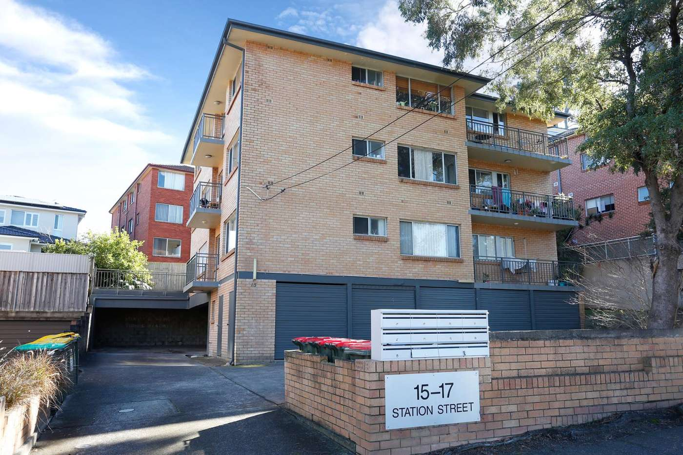 Main view of Homely studio listing, 2/15 Station Street, West Ryde NSW 2114