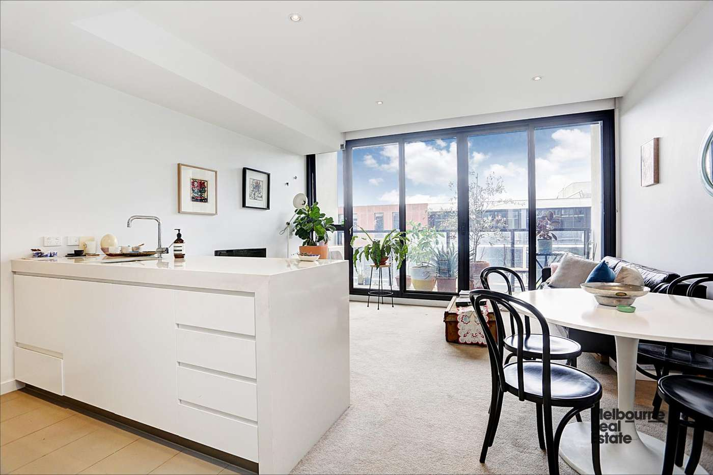 Main view of Homely apartment listing, 407/9 Griffiths Street, Richmond, VIC 3121