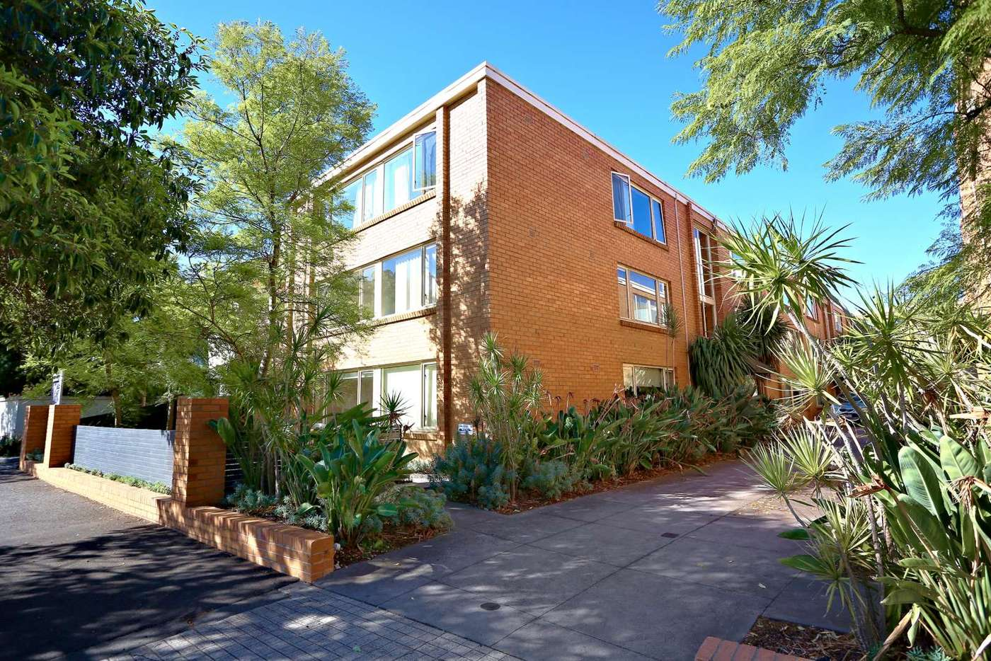 Main view of Homely apartment listing, 3/92 The Avenue, Parkville VIC 3052