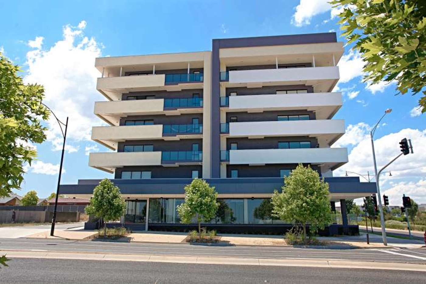 Main view of Homely apartment listing, 145/73 Lake Street, Caroline Springs VIC 3023