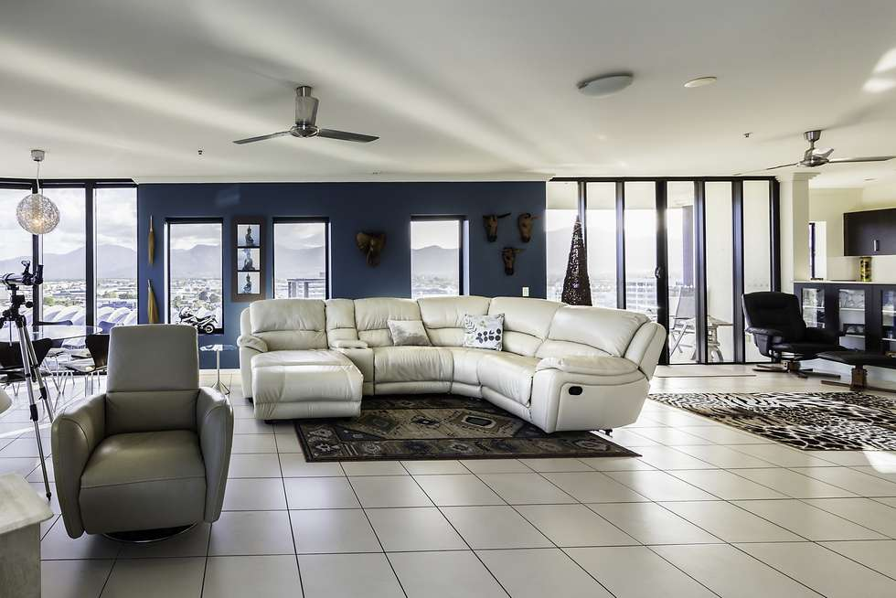 Second view of Homely apartment listing, 1404/2 Lake St, Cairns City QLD 4870