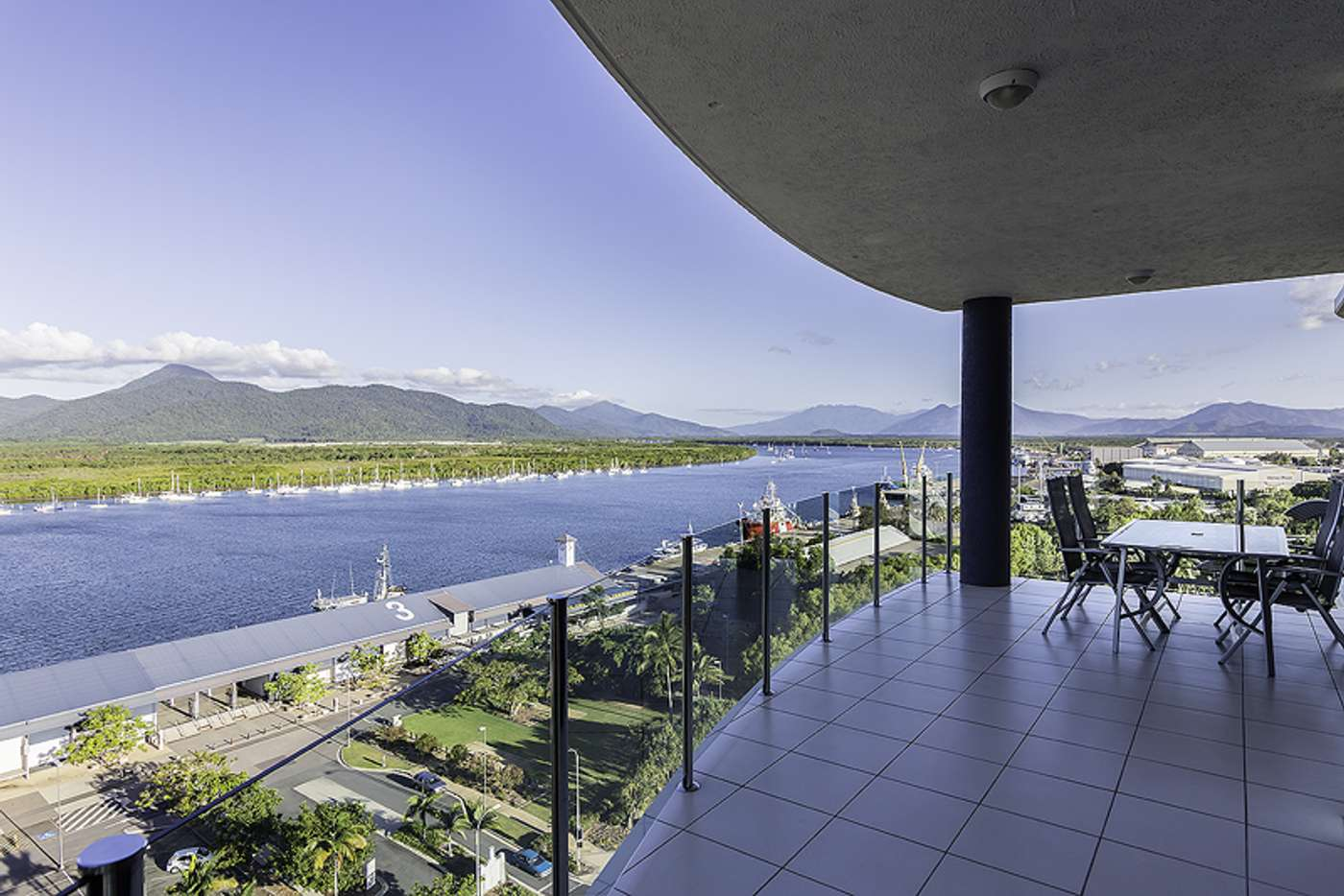 Sixth view of Homely apartment listing, 1404/2 Lake St, Cairns City QLD 4870