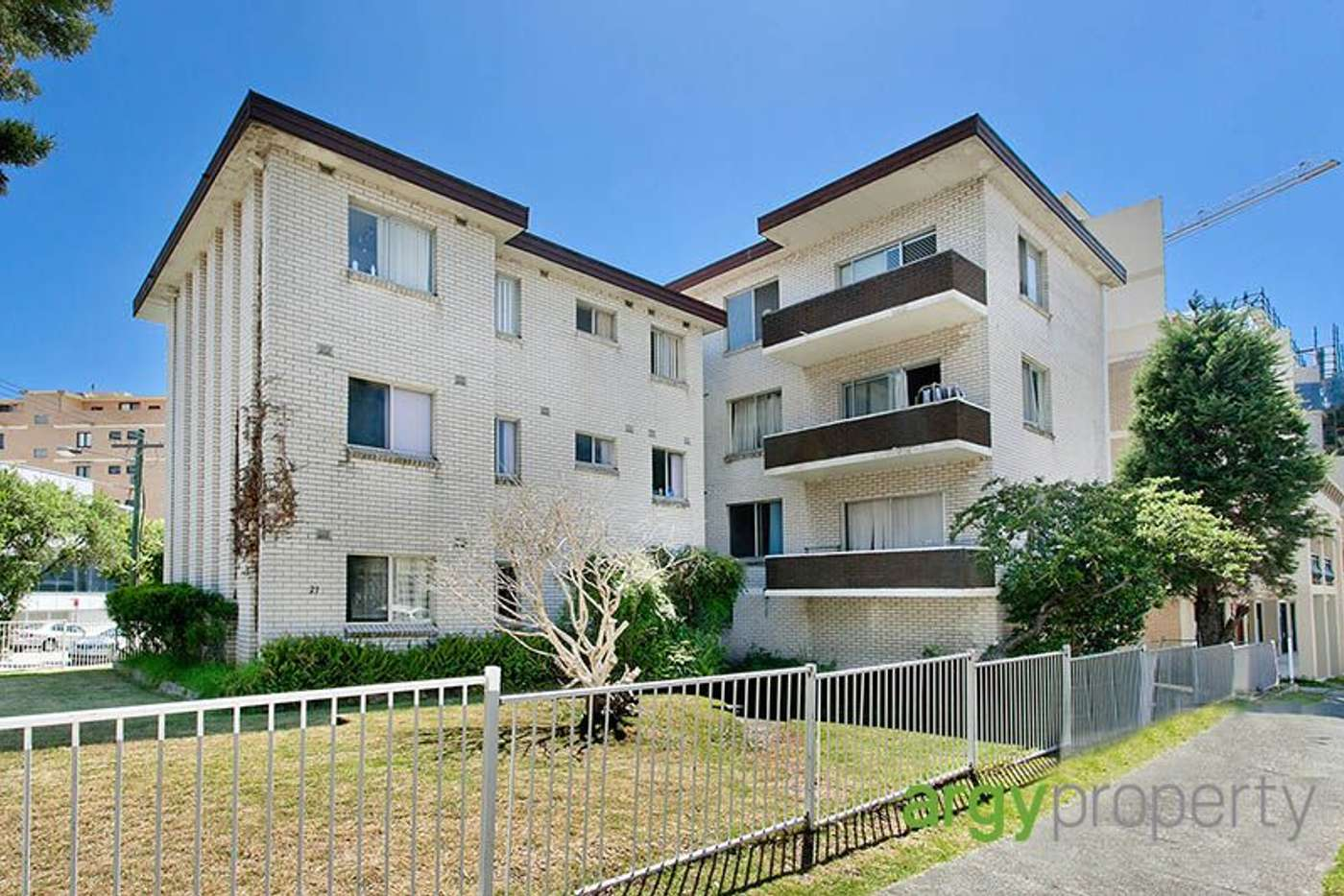Main view of Homely unit listing, 6/21 Hogben Street, Kogarah NSW 2217