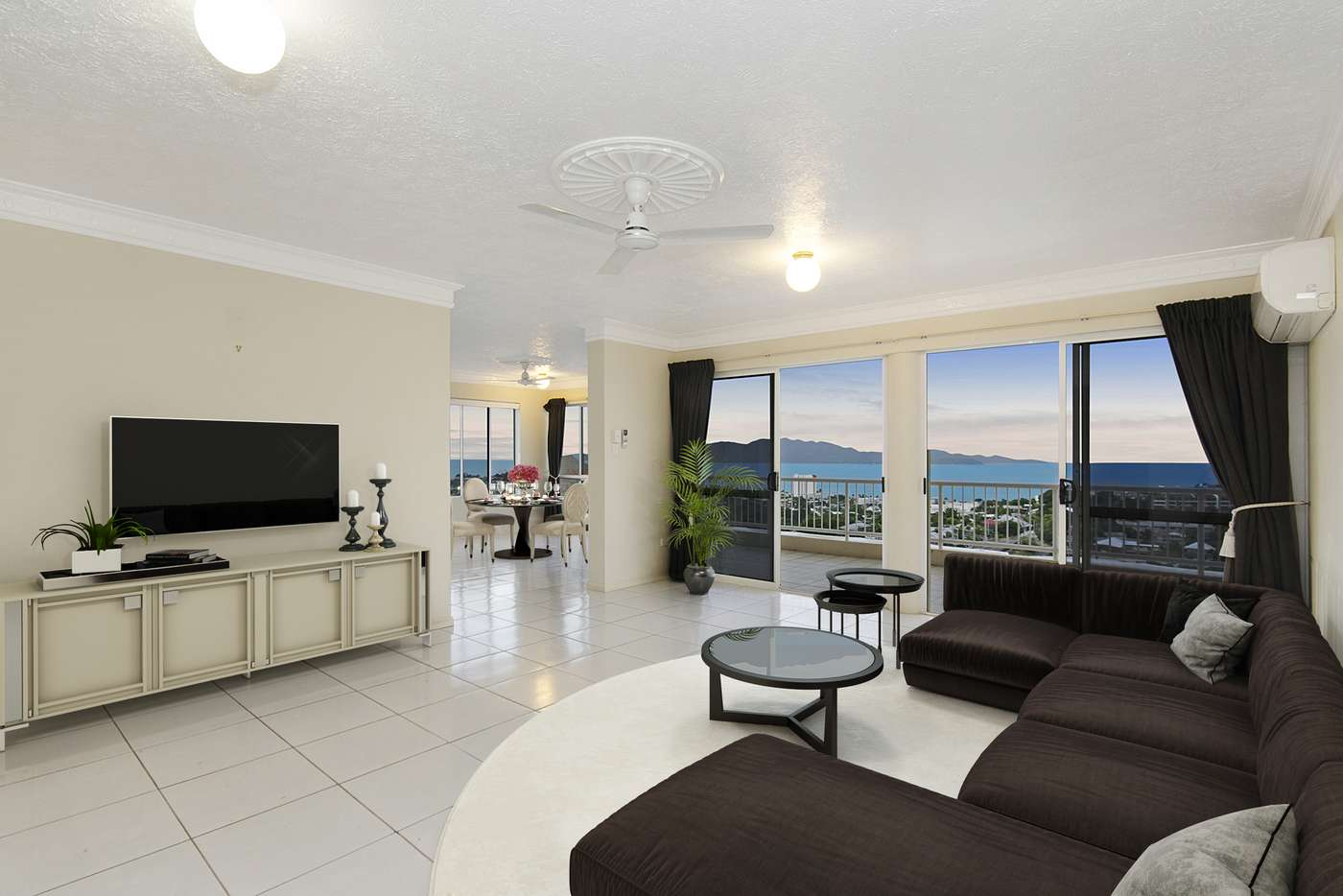 Main view of Homely apartment listing, 3/13 Hillside Crescent, Townsville City QLD 4810