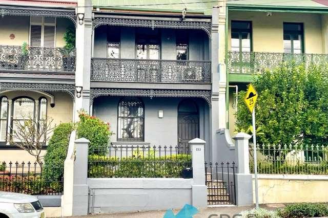 153 Wigram Road, Glebe NSW 2037