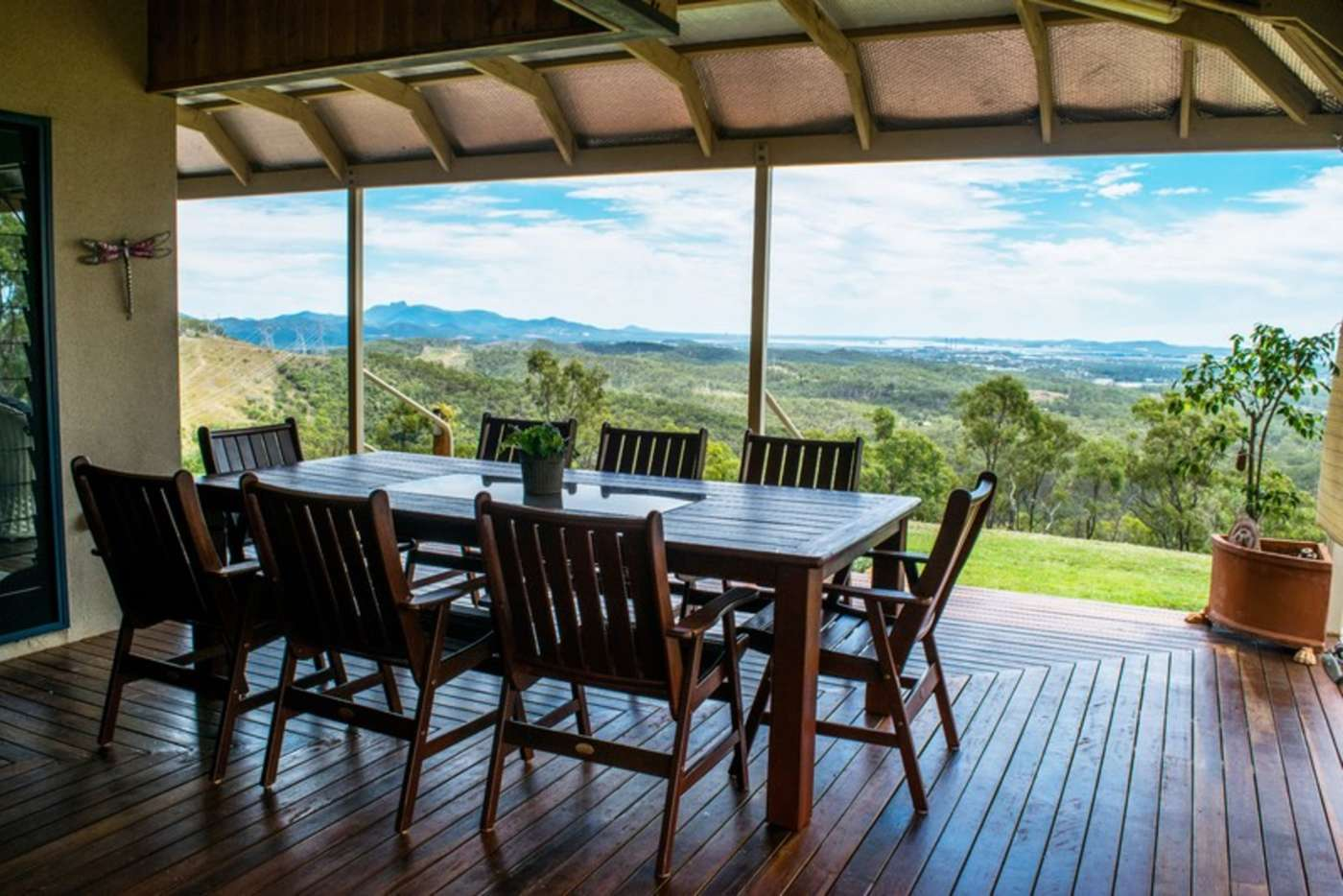 Main view of Homely acreageSemiRural listing, 30 Compigne Road, Wurdong Heights QLD 4680