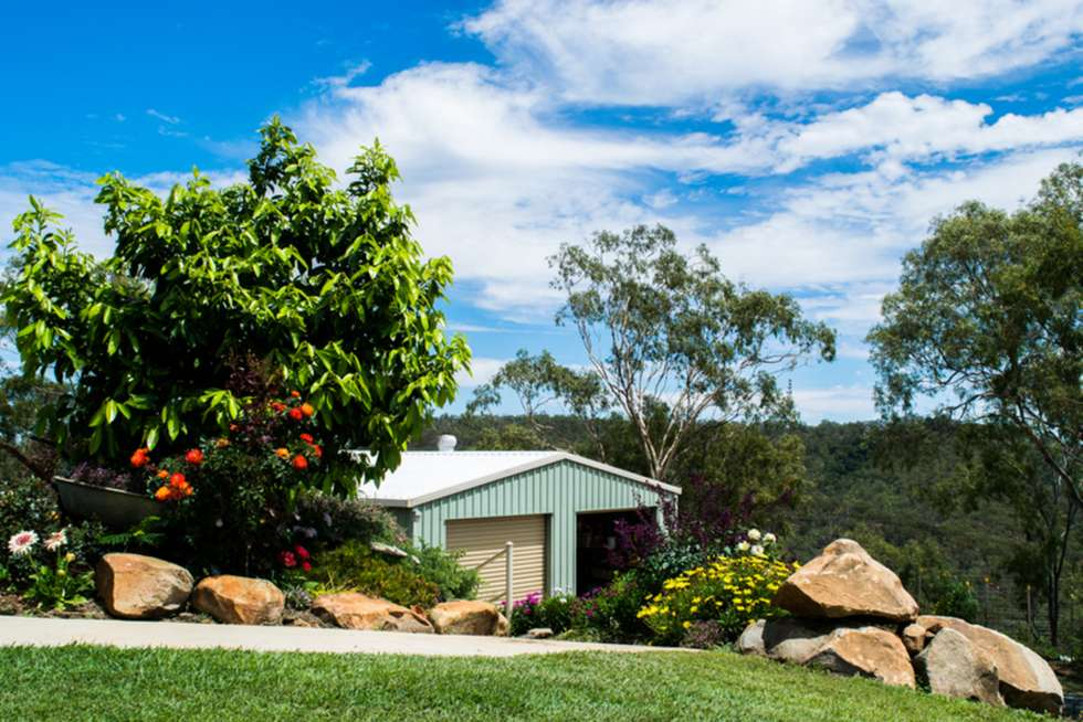 Fifth view of Homely acreageSemiRural listing, 30 Compigne Road, Wurdong Heights QLD 4680