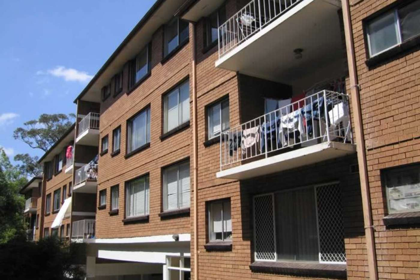 Main view of Homely unit listing, 12/47 Doomben Avenue, Eastwood NSW 2122
