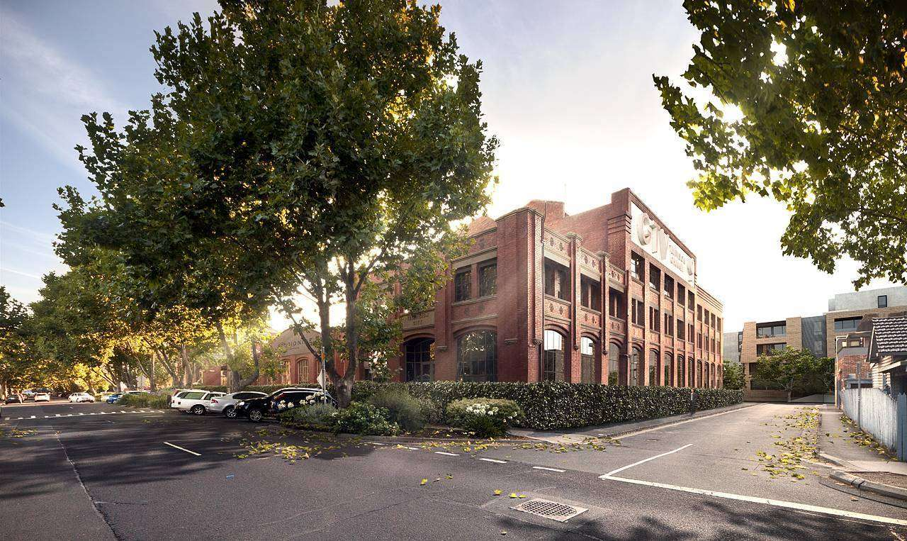 Main view of Homely apartment listing, 8/1 Barnet Way, Richmond, VIC 3121