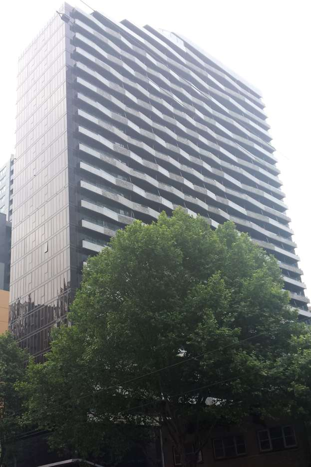 Main view of Homely apartment listing, 311/7 Katherine Pl, Melbourne, VIC 3000
