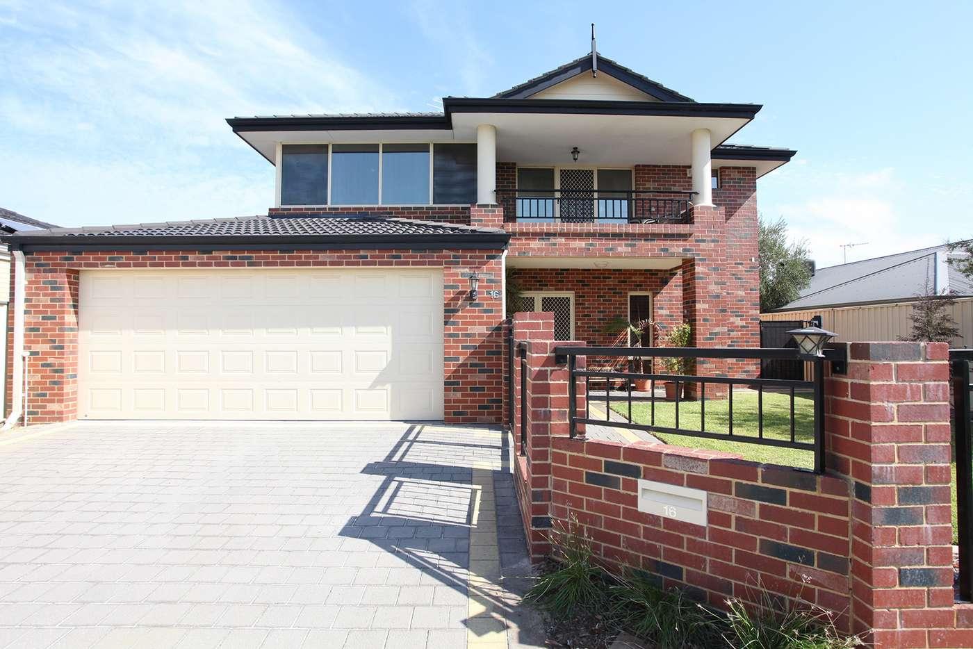 Main view of Homely house listing, 16 Burdekin Vista, Hammond Park WA 6164