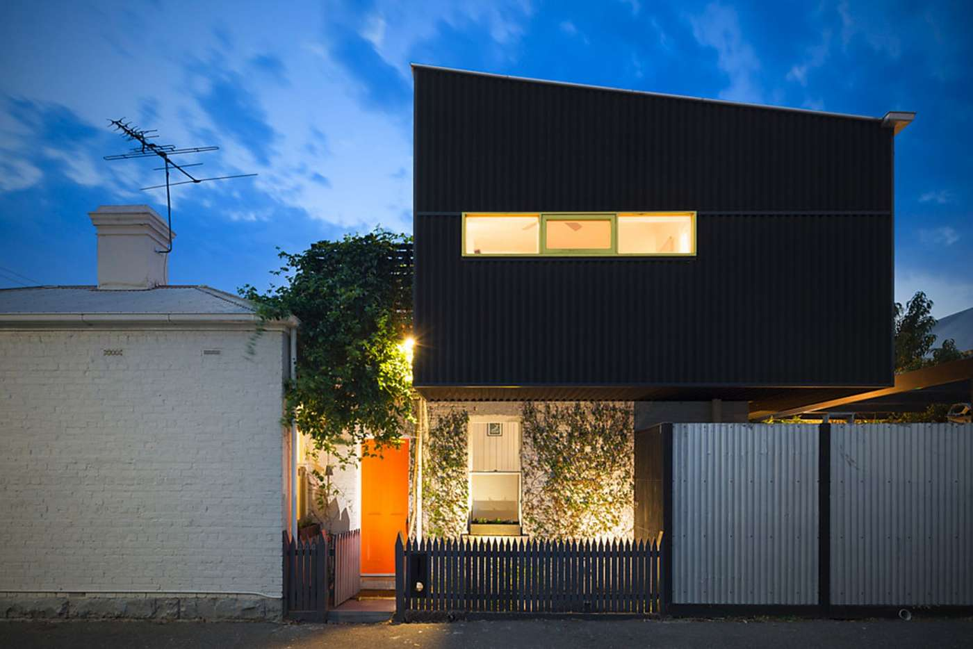 Main view of Homely house listing, 206 Richardson St, Carlton North VIC 3054