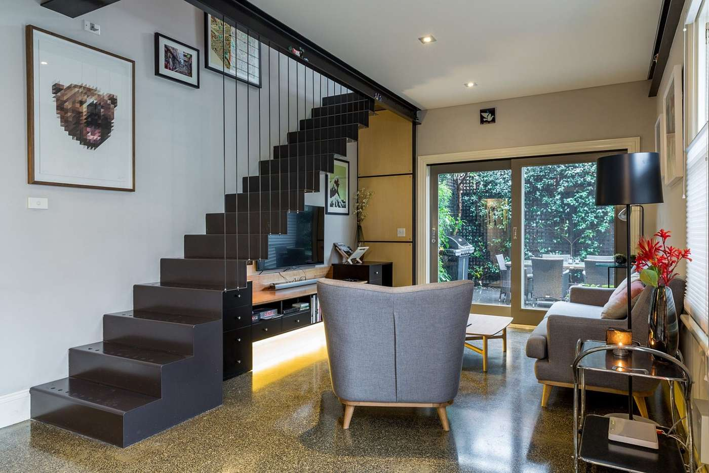 Fifth view of Homely house listing, 206 Richardson St, Carlton North VIC 3054