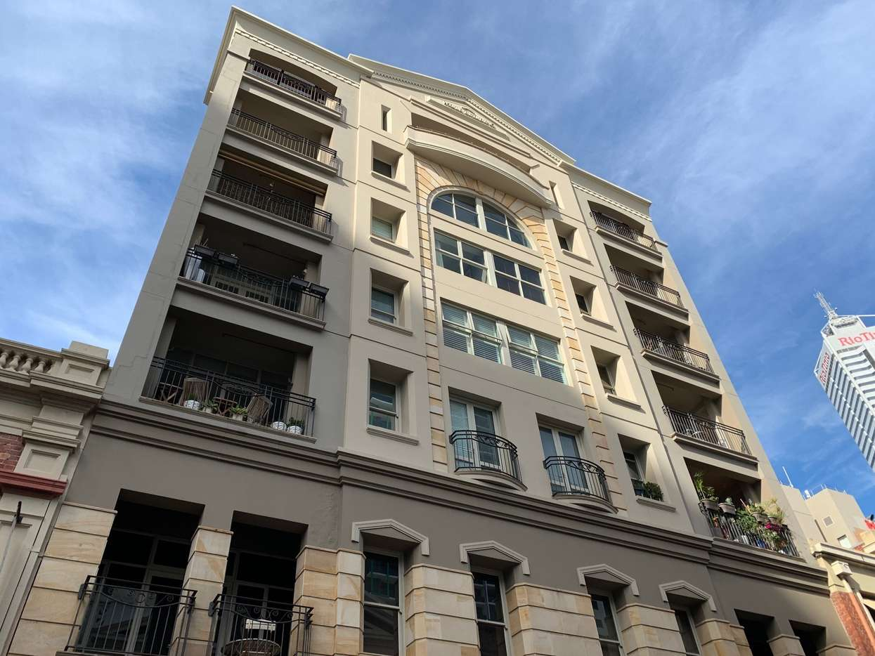 Main view of Homely apartment listing, 32/82 King Street, Perth, WA 6000