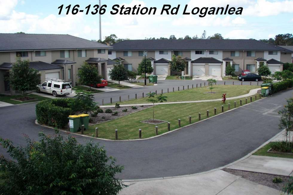 Second view of Homely townhouse listing, 116-136 Station Rd, Loganlea, Loganlea QLD 4131