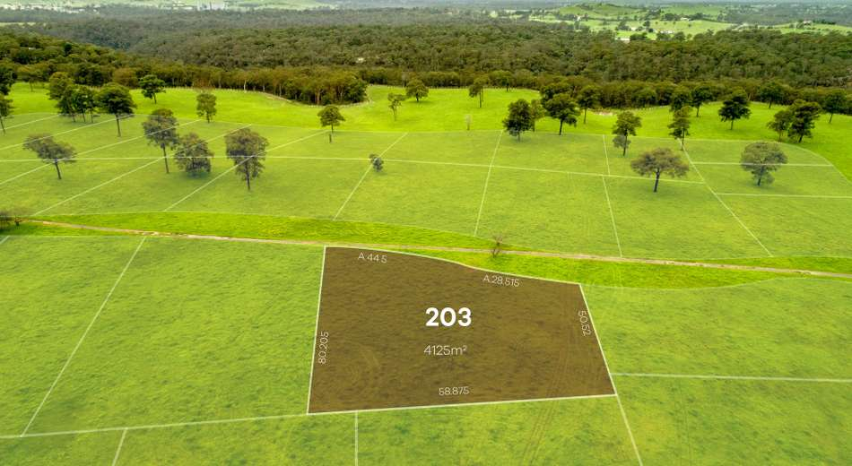 Lot 203 Proposed Road | The Acres