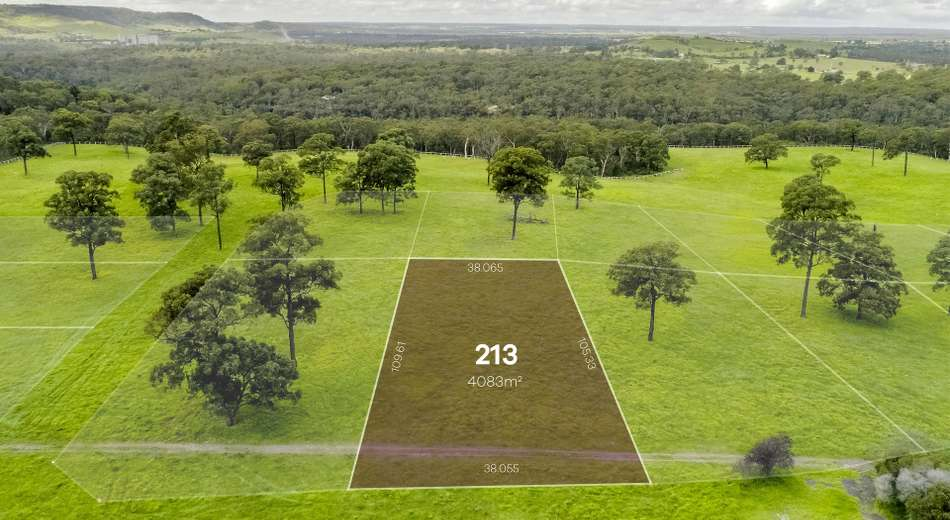 Lot 213 Proposed Road | The Acres