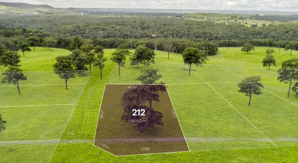 Lot 212 Proposed Road | The Acres