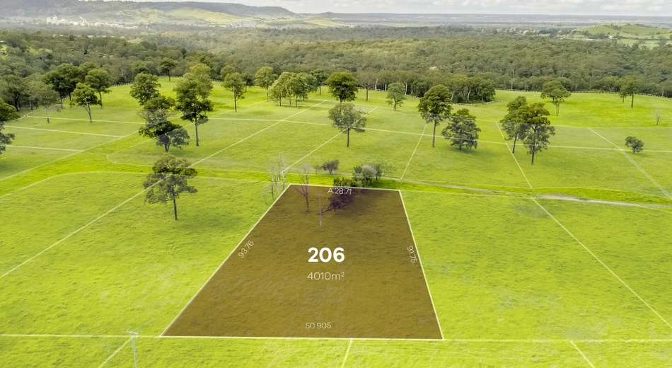Lot 206 Proposed Road | The Acres