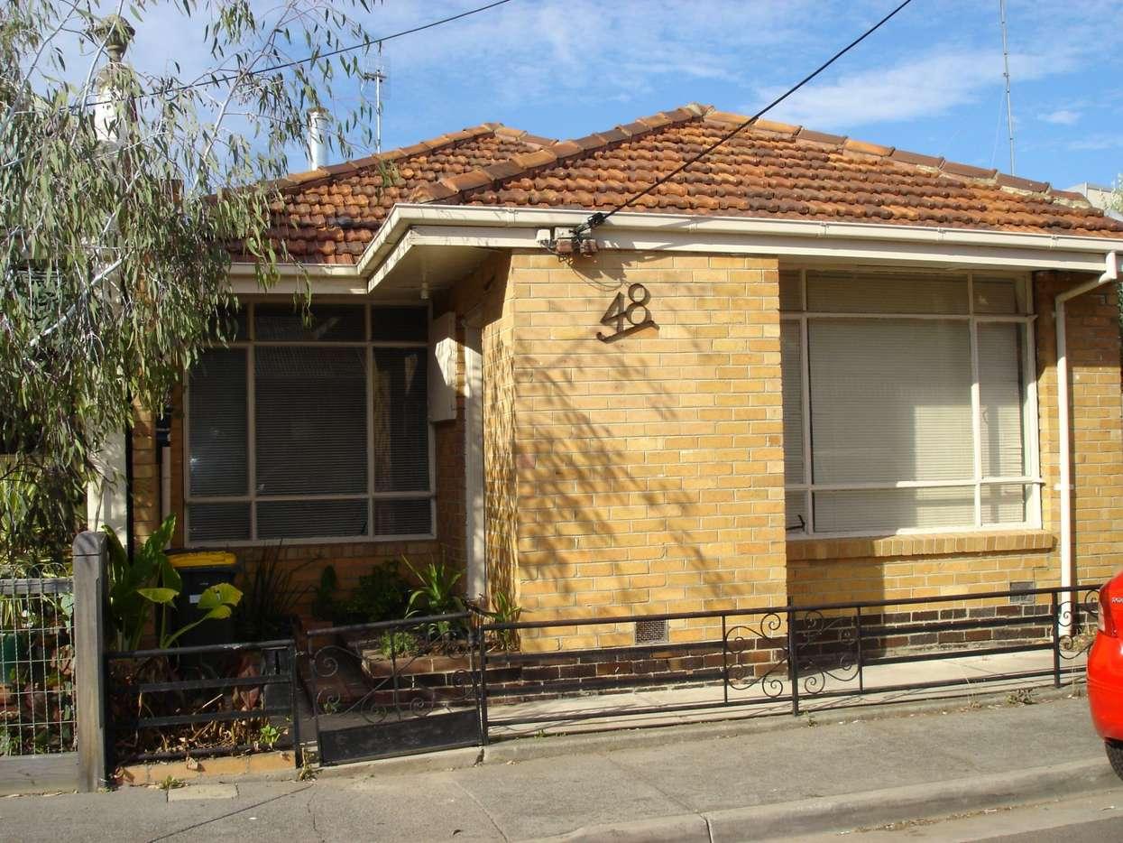 Main view of Homely house listing, 48 Garfield Street, Richmond, VIC 3121