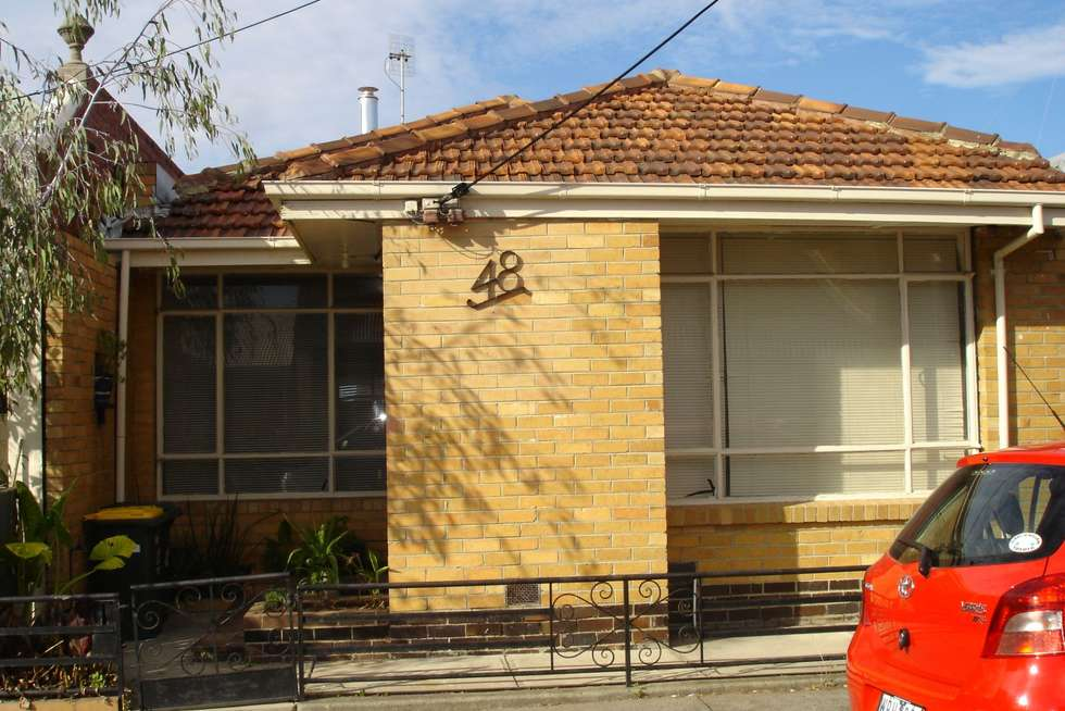 Second view of Homely house listing, 48 Garfield Street, Richmond VIC 3121