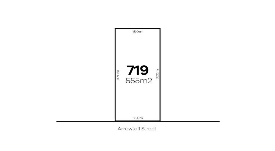 Lot 719 Arrowtail Street