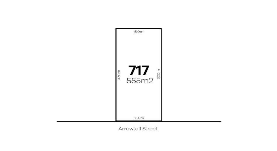 Lot 717 Arrowtail Street